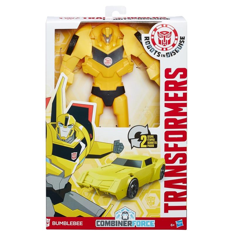 Transformers Titan Changer - Bumblebee
