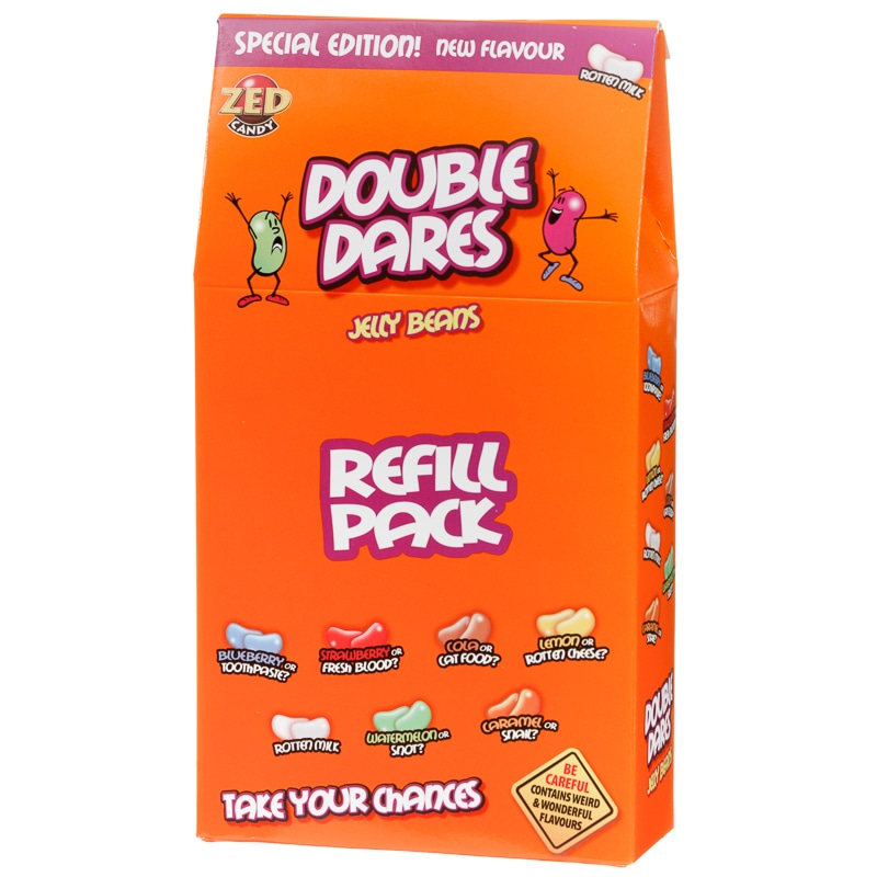 Double Dares Refill 400g Christmas Novelty Confectionery