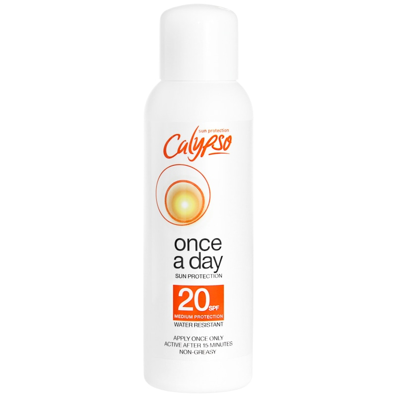 Calypso Once a Day Sun Lotion Factor 20 200ml