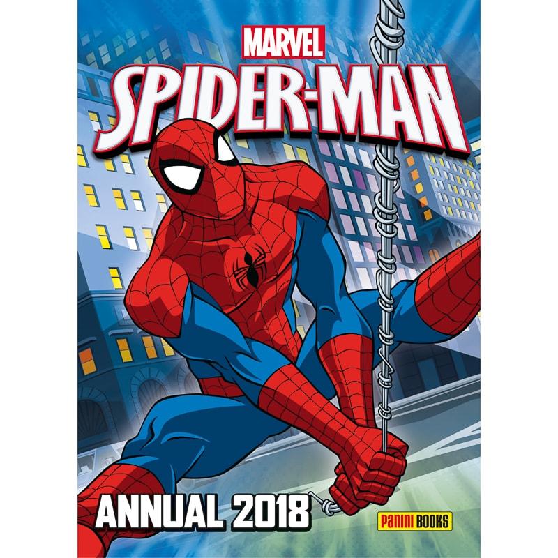 Spider Man Annual 2018 Kids Books B Amp M