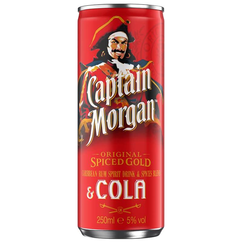 Captain Morgan Cola