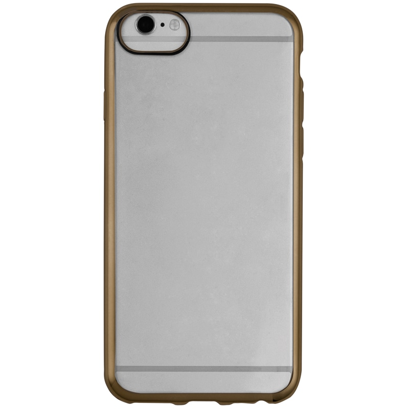 Intempo Chrome iPhone 6/7 Phone Case - Gold