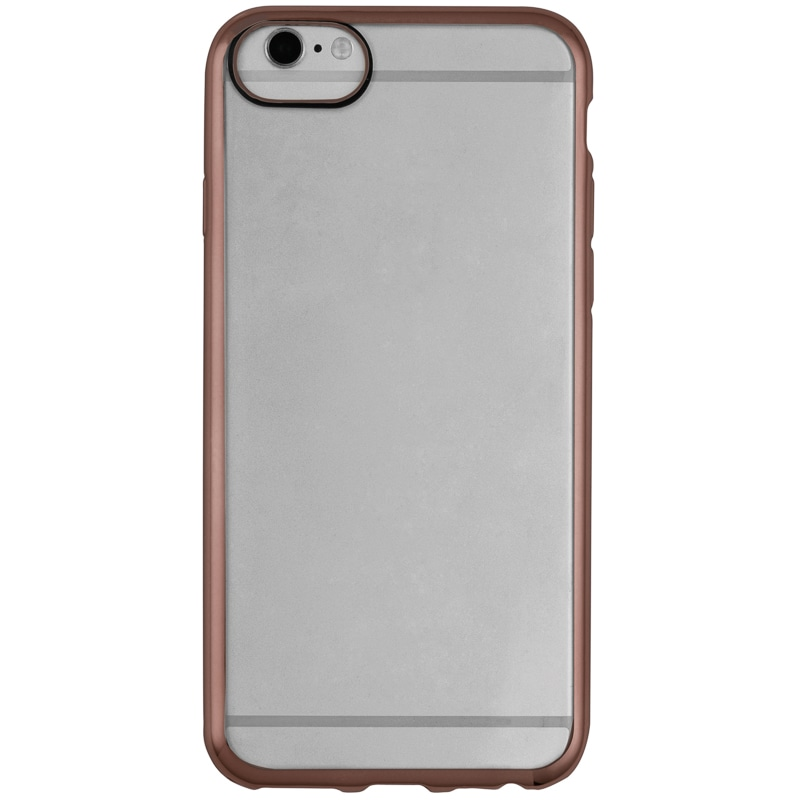 Intempo Chrome iPhone 6/7 Phone Case - Rose Gold