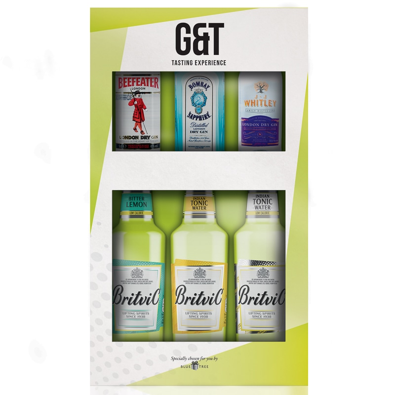 Ultimate Gin Gift Set | Alcohol Gift Sets - B&M