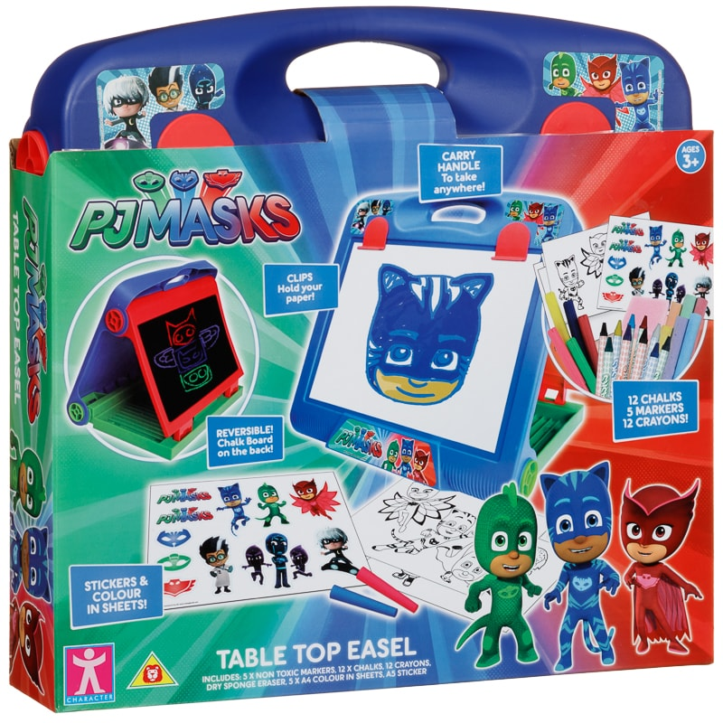 PJ Masks Table Top Easel