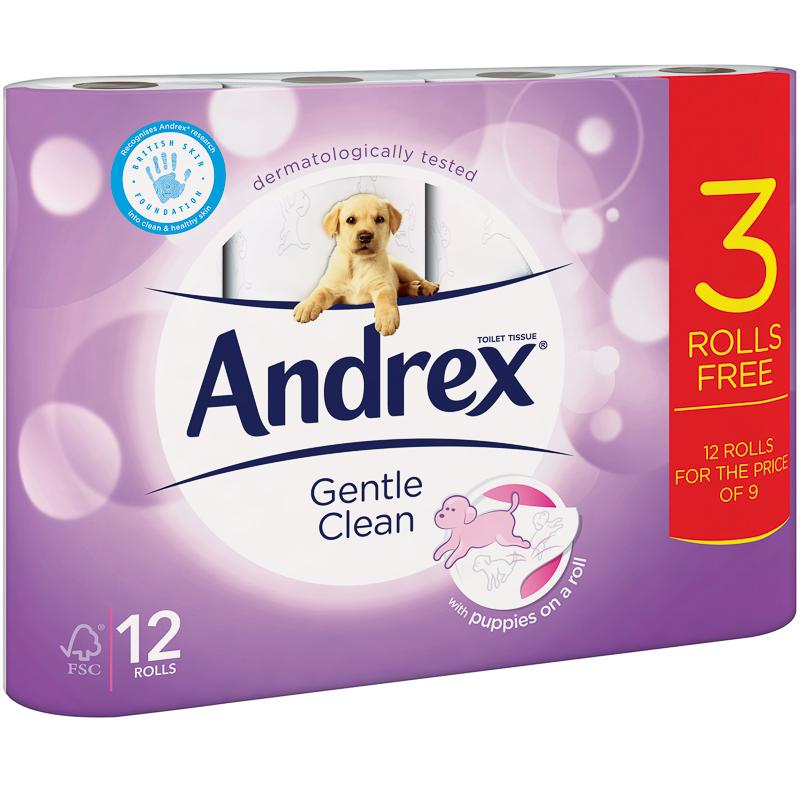 Toilet Paper Andrex