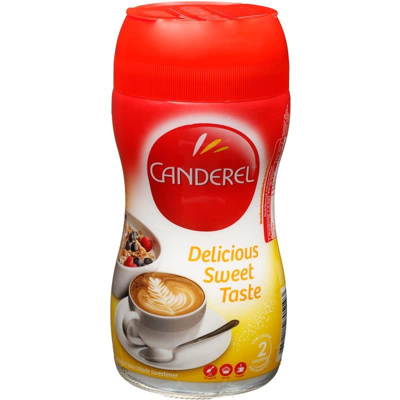 Canderel Sweetener 75g Groceries B Amp M