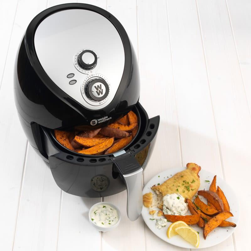 Weight Watchers Hot Air Fryer 3 2l Food Preparation B Amp M