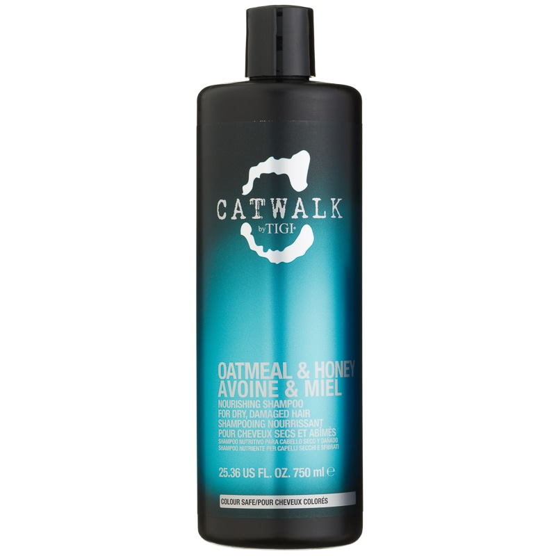 Tigi Catwalk Oatmeal Amp Honey Shampoo 750ml Hair Care B Amp M