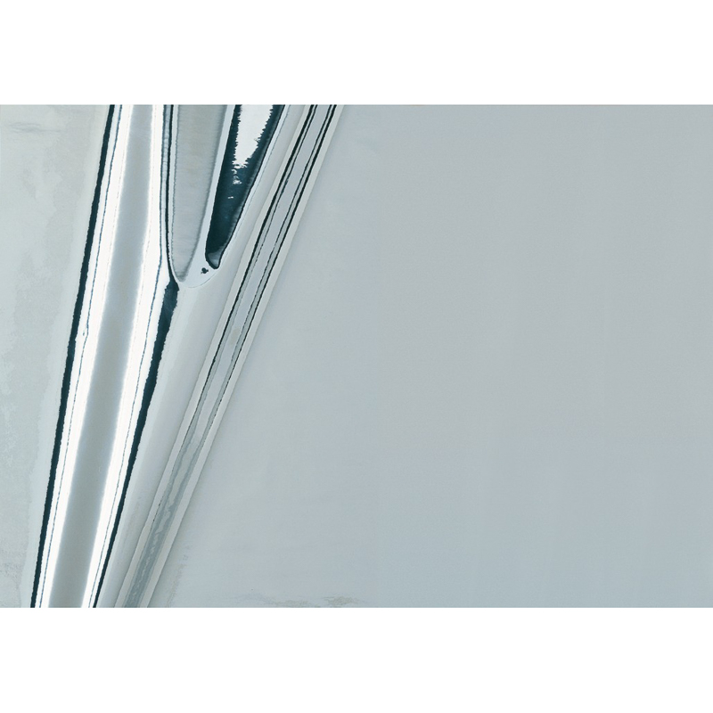 D C Fix Self Adhesive Film 45cm X 1 5m Glossy Silver