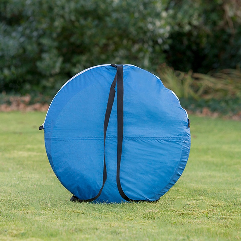 Swiss Military 2 3 Person Pop Up Tent Blue Camping B Amp M