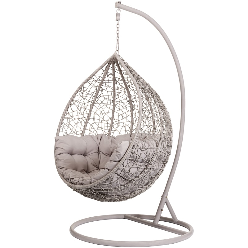Siena hanging egg chair garden furniture b m for Egg chair nachbildung