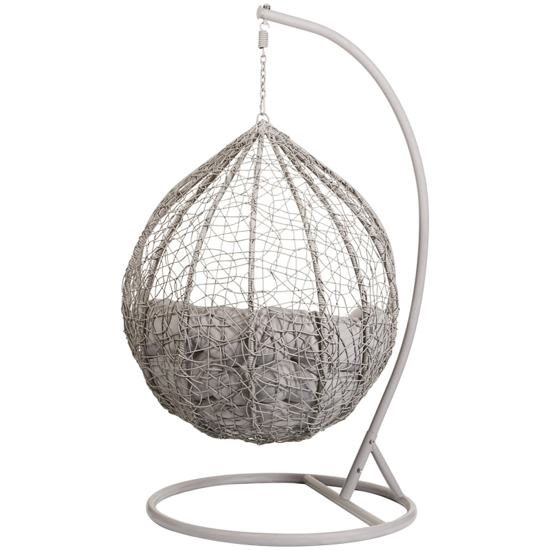 peter living outdoor wicker hanging chair furniture granite shop egg inspired