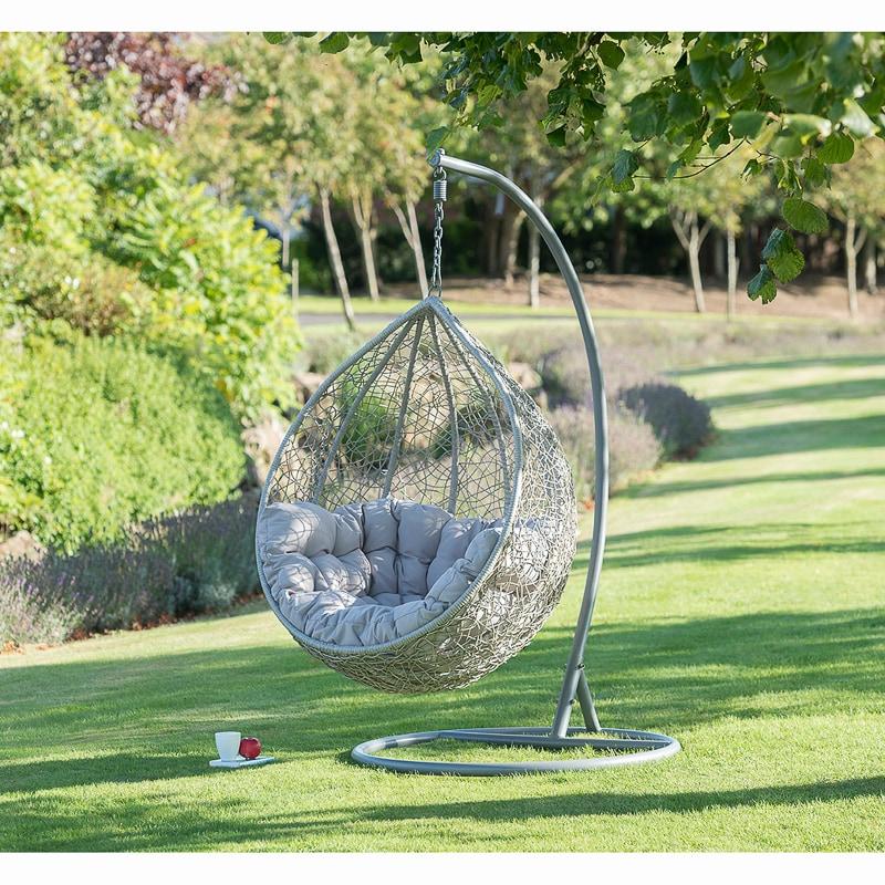 Beautiful 331302 Siena Hanging Egg Chair 2