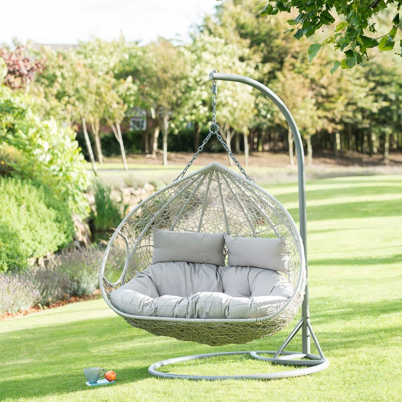 Siena Hanging Snuggle Egg Chair