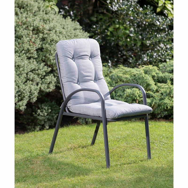 Madison Premium Padded Patio Set 6pc Garden Furniture B Amp M