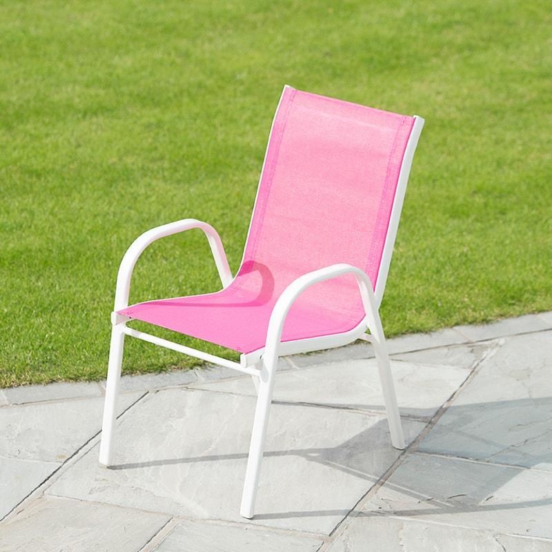 Pink Garden Furniture Kids barcelona garden chair pink garden furniture bm 331408 pink garden chair workwithnaturefo