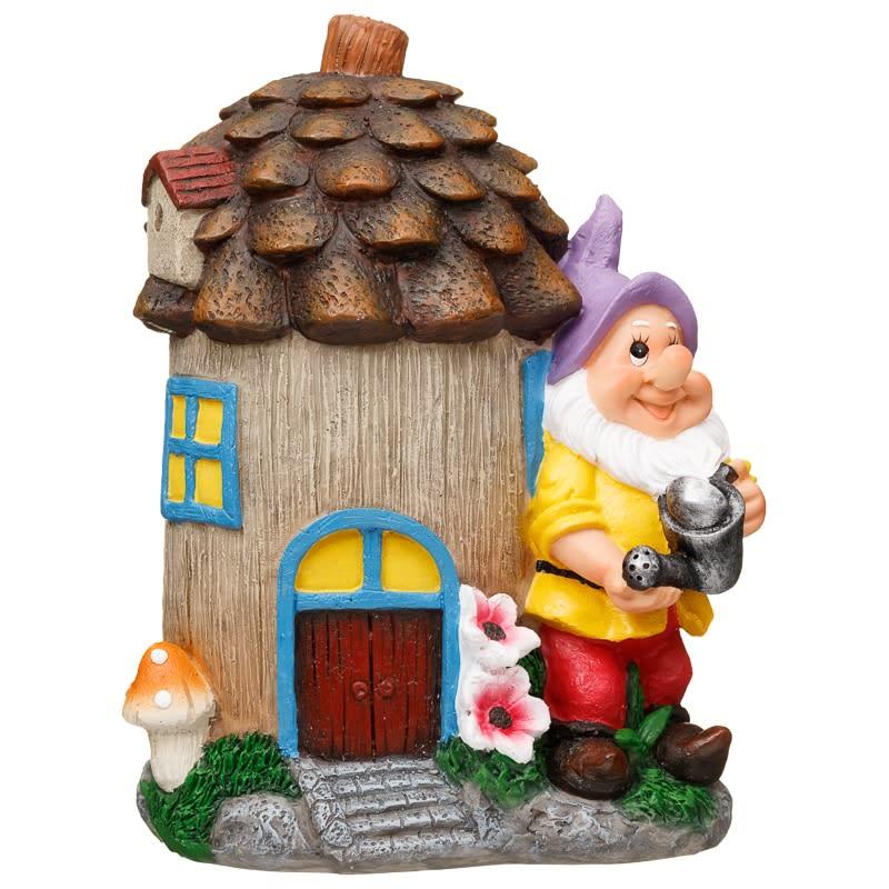 Garden Gnomes On Sale: Garden Decorations - B&M