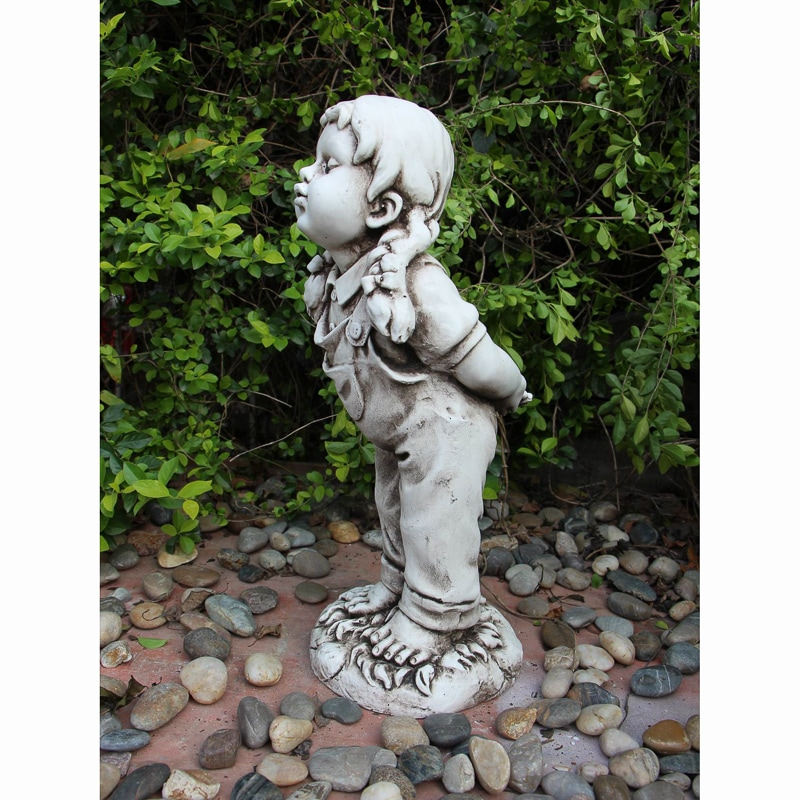 Kissing Girl Statue Garden Decorations Statues B Amp M