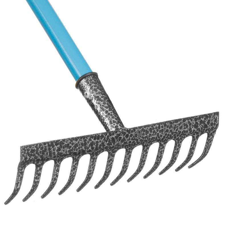 Rolson Garden Rake Gardening Tools B M
