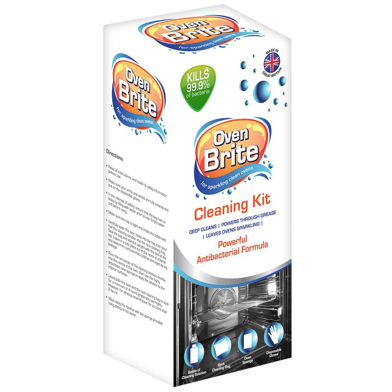 Oven Pride Oven Cleaning Kit
