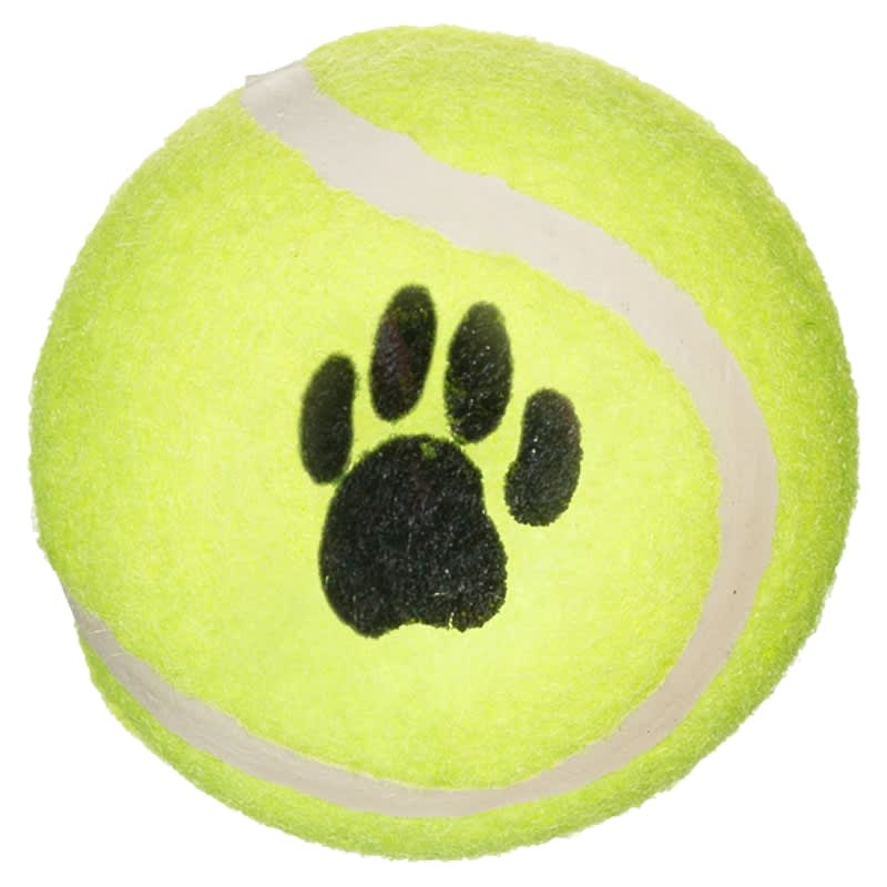 Small Tennis Ball Dog Toy