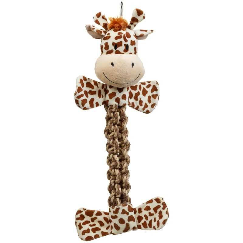 Animal Rope Toy - Giraffe