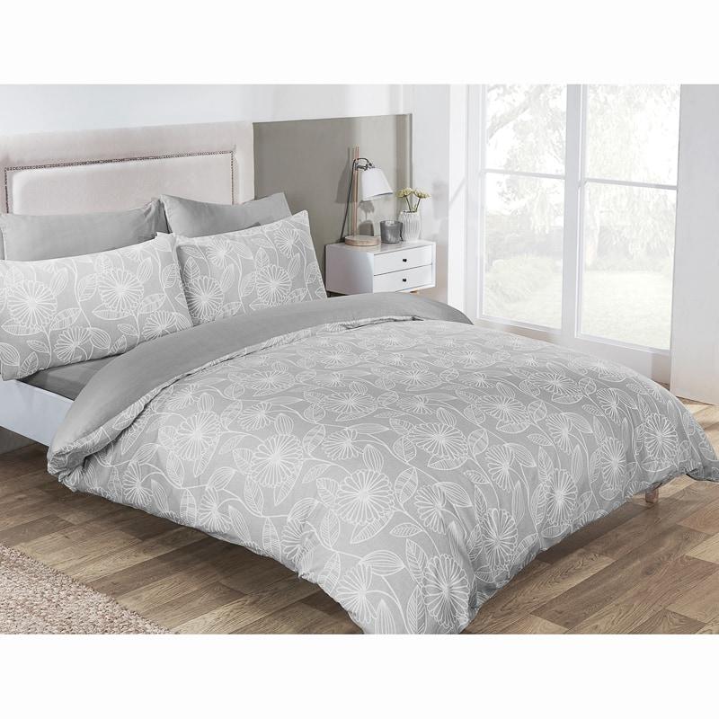 floral complete single bedding set  bedding  bm