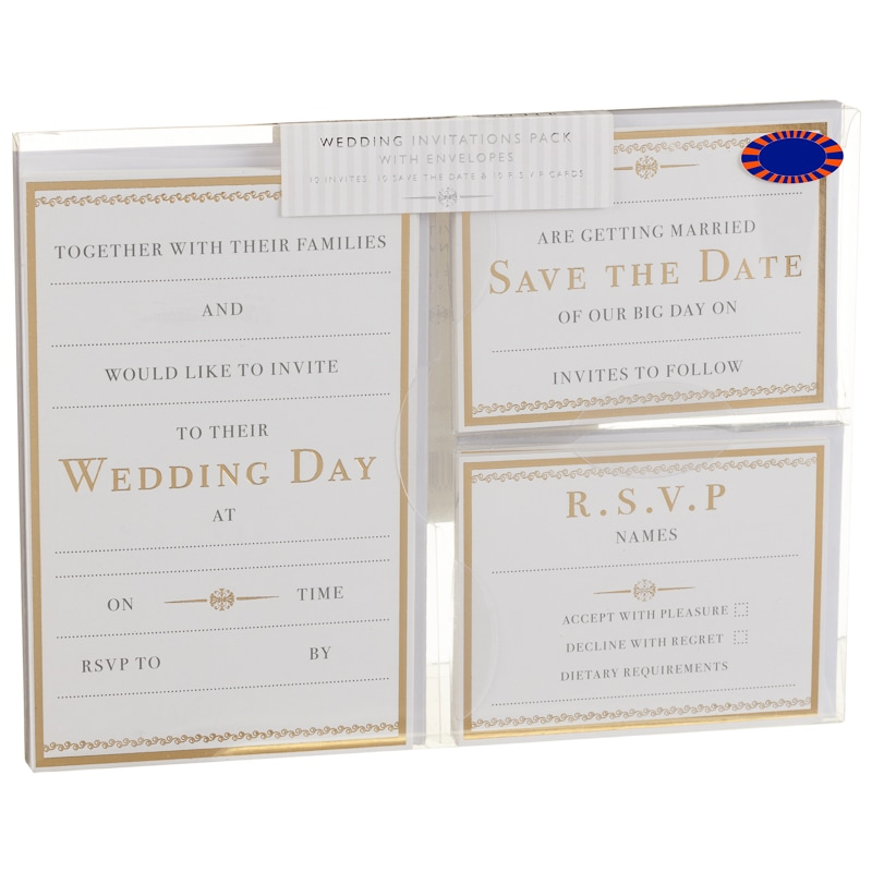 Wedding Stationery Thank You Cards at BM