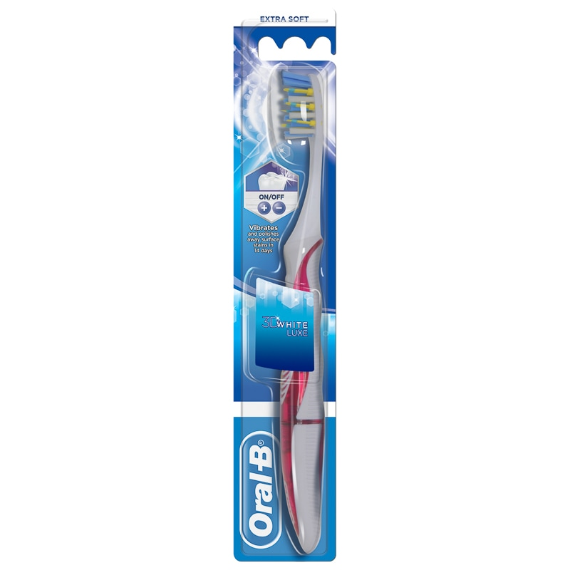 Oral B Pulsar 3d White Toothbrush Dental Care B Amp M