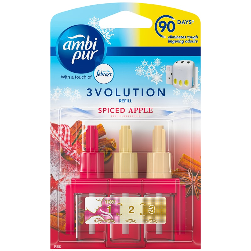 Ambi Pur 3volution Refill Spiced Apple Air Fresheners