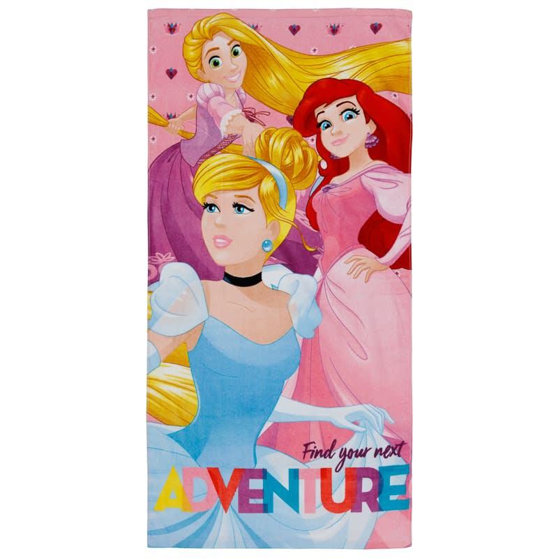 Kids Disney Princess Towel Kids Accessories Beach