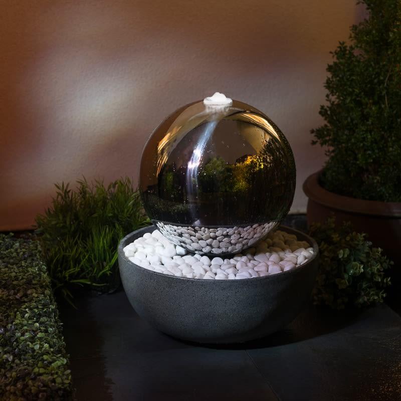 Light up water ball-2738