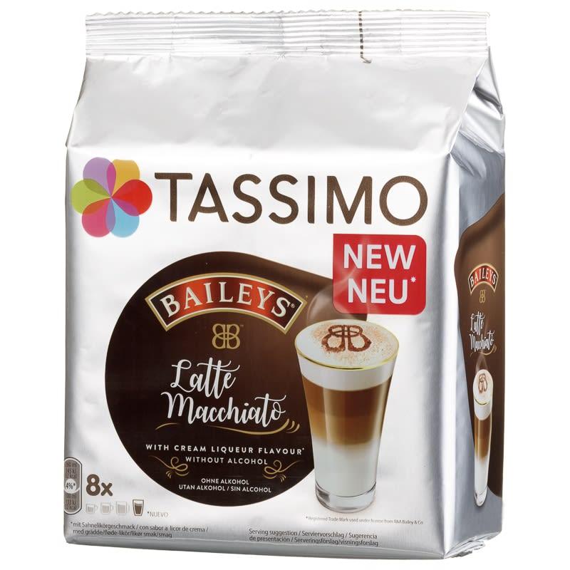 Tassimo Baileys Latte Macchiato Coffee B Amp M