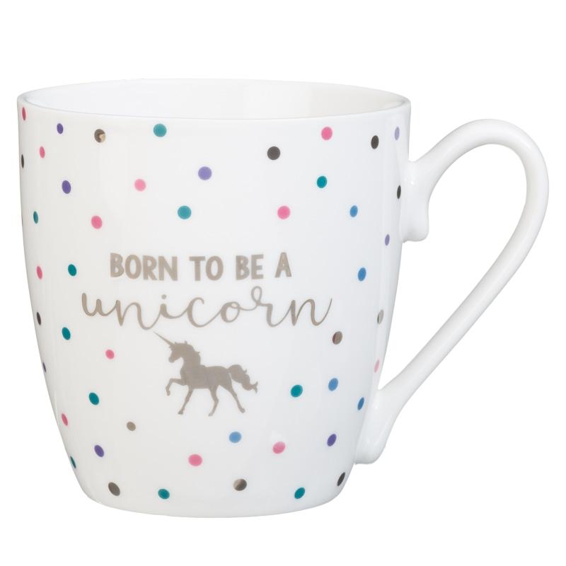 Unicorn Mug Born To Be A Unicorn Mugs B Amp M