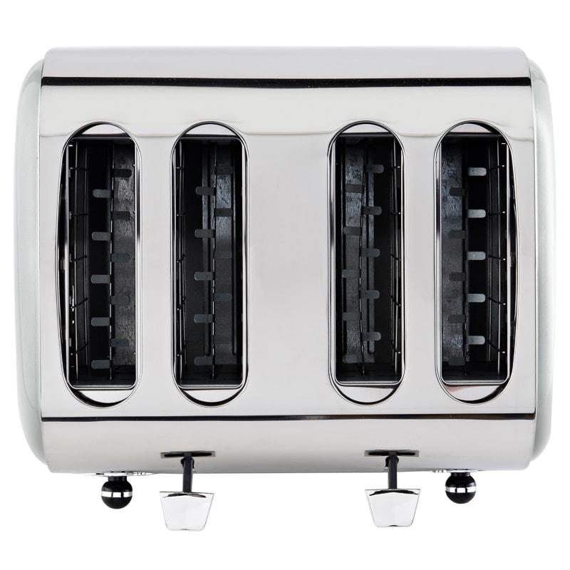 Blaupunkt Retro 4 Slice Toaster - Grey