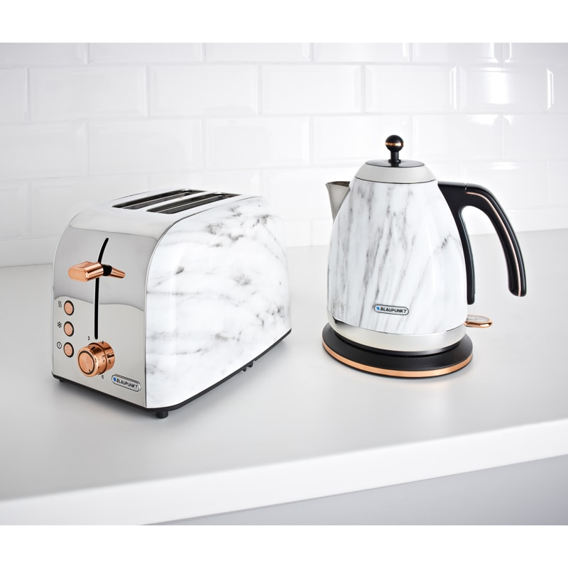 Blaupunkt Marble Effect Kettle Kitchen Electricals B Amp M