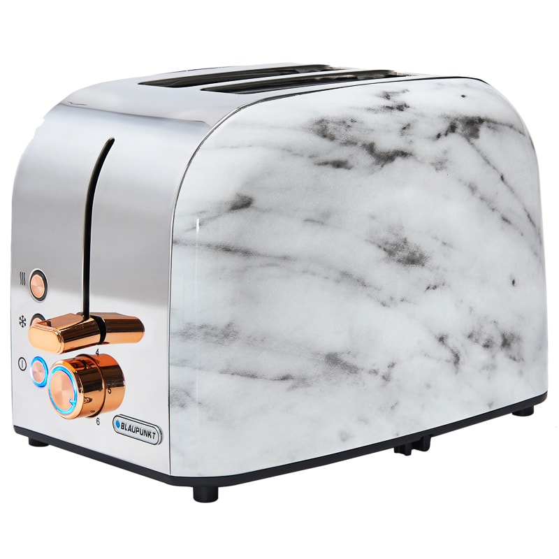 Blaupunkt Marble Effect 2 Slice Toaster Kitchen B Amp M