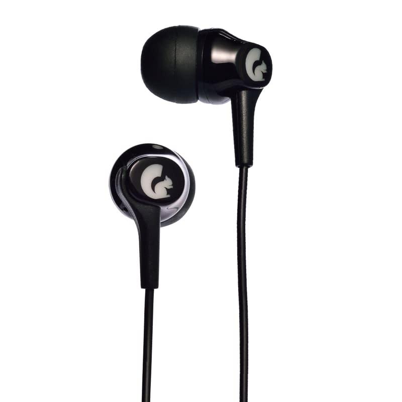 Goodmans Edge Earphones Black Electrical B Amp M