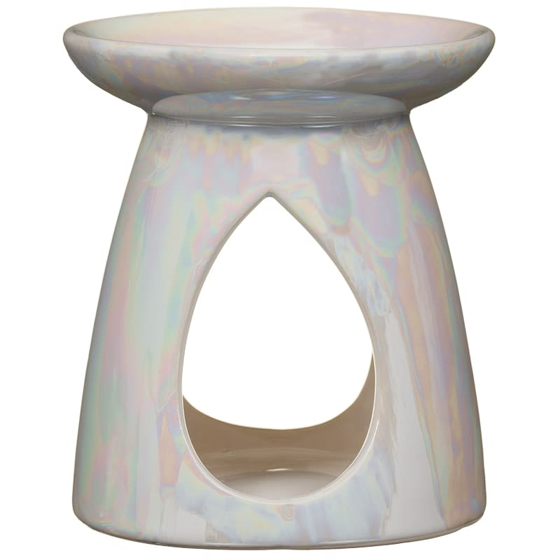 Essence Ceramic Oil Burner - White