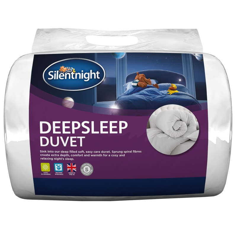 Silentnight Deepsleep 10.5 Tog Duvet - Double