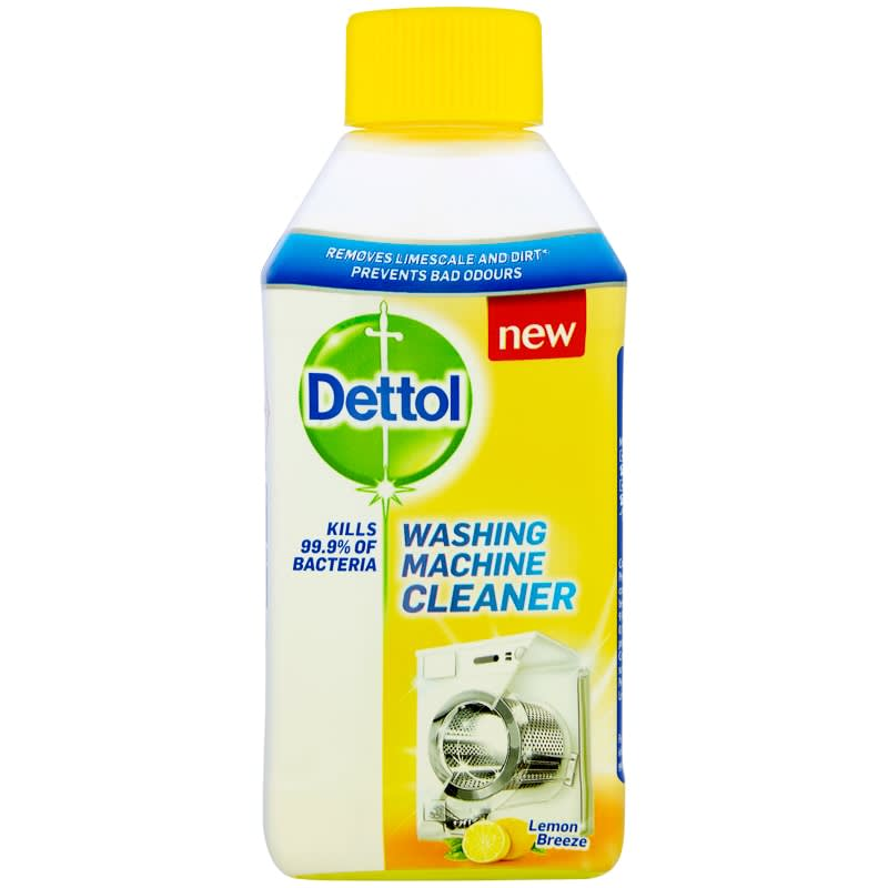Dettol Washing Machine Cleaner 250ml - Lemon