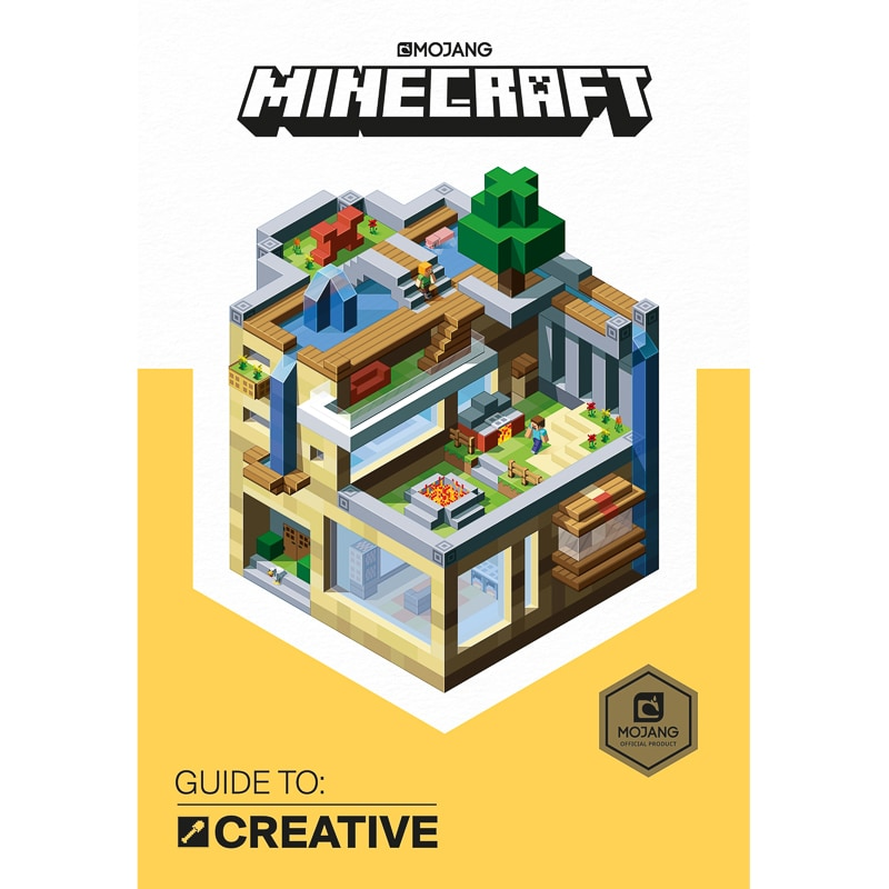Minecraft Handbook Creative Books B Amp M