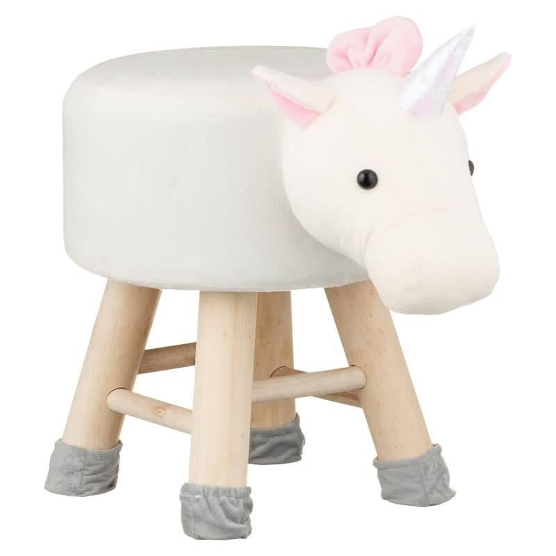 Unicorn Footstool Gifts For Home B Amp M