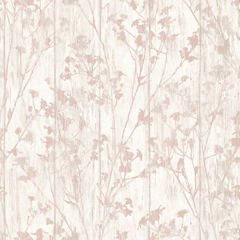 Delamere Wallpaper Rose Gold Diy B Amp M