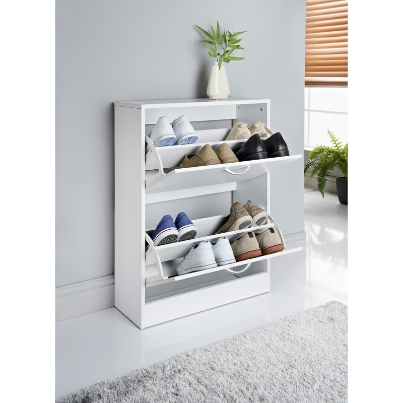 Lokken Shoe Storage Unit Storage Furniture B Amp M