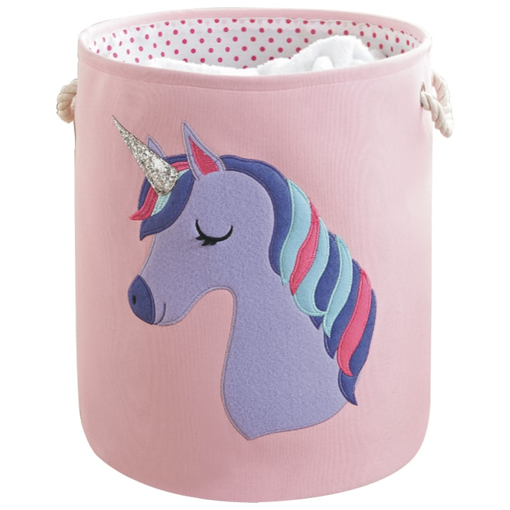 Kids 3D Laundry Hamper - Unicorn