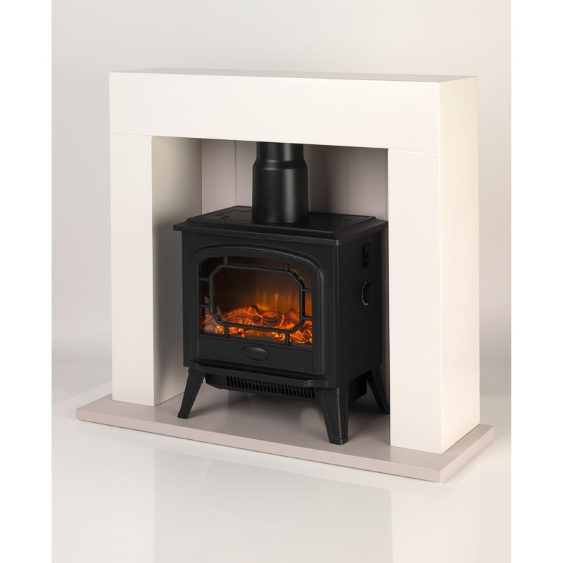 Beldray Stove Fire Suite 1800w Heating Amp Cooling B Amp M