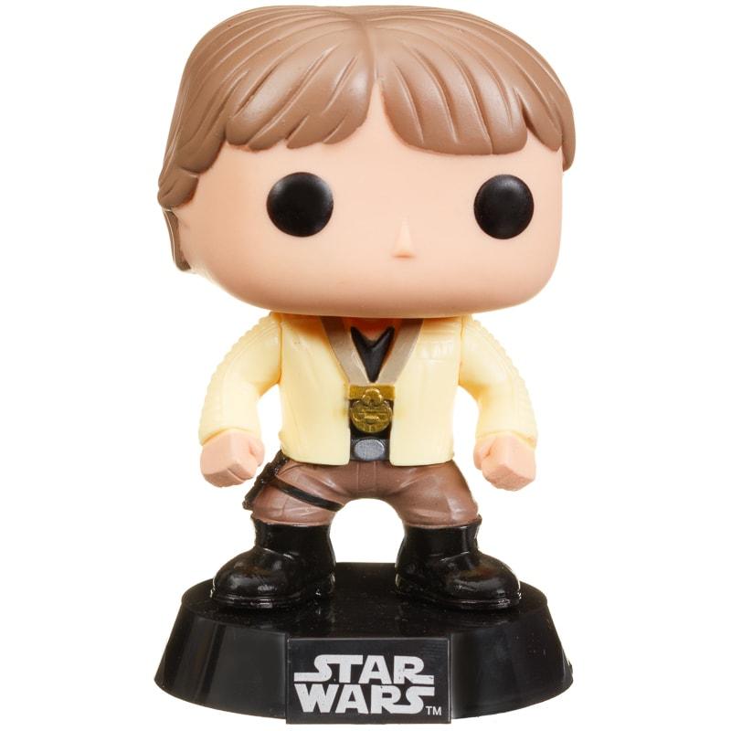 Pop Star Wars Vinyl Figure Luke Toys Collectible