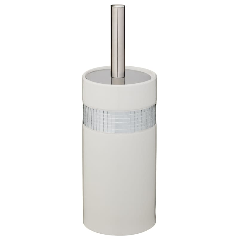 Luxe Toilet Brush - White